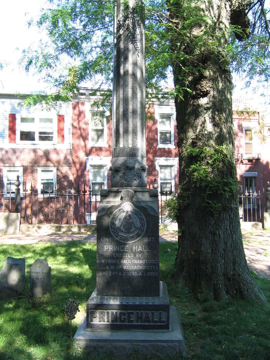 Prince Hall Memorial