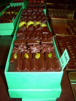 Chocolate boxes from Patrick Roger