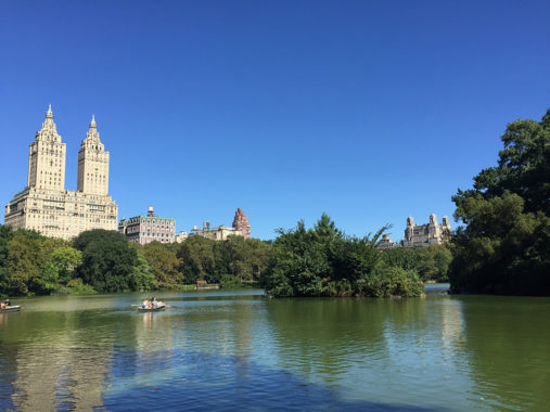 Central Park - one of the best urban parks in America