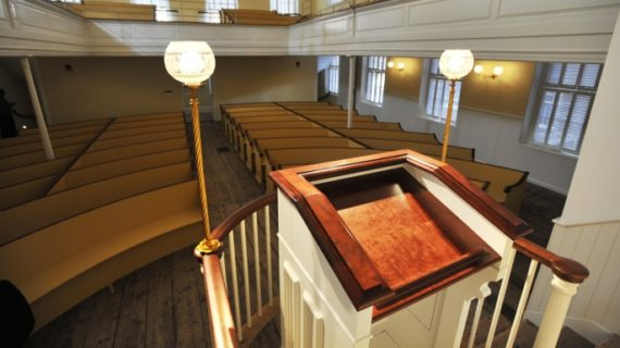 African Meeting House Boston
