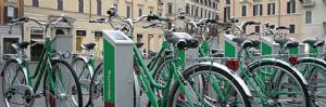 Bike sharing Rome