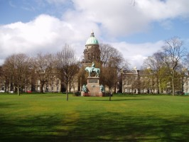 Charlotte Square in Edinburgh