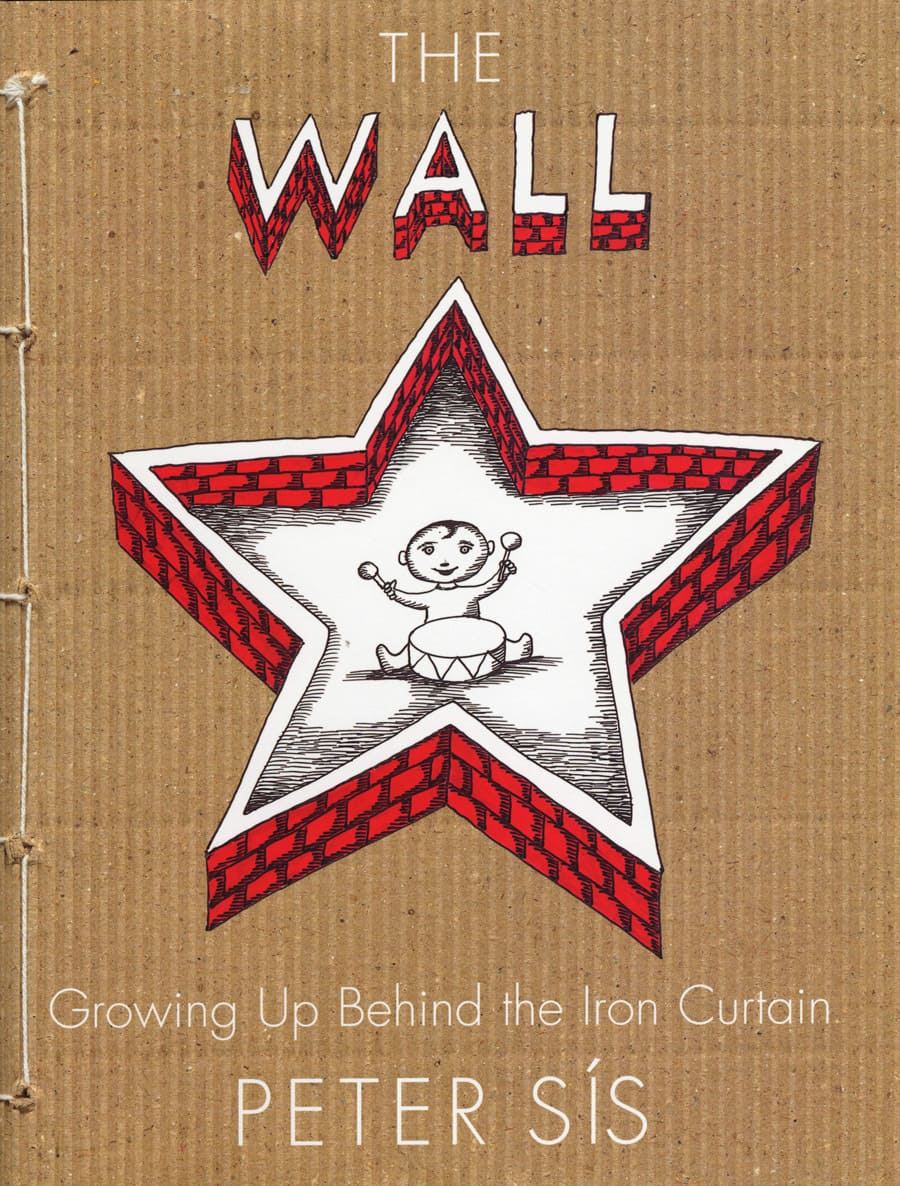 The wall--growing up behind the Iron Curtain