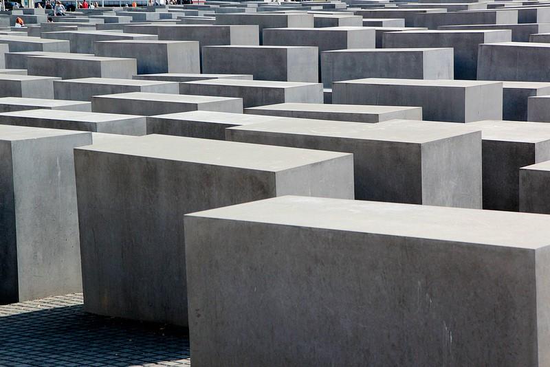 Memorial to the Murdered Jews in Berlin