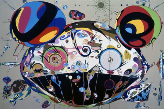 TAN TAN BO, 2000, BY TAKASHI MURAKAMI