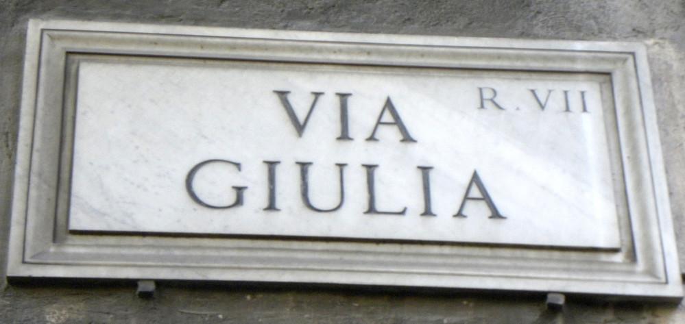via Giulia
