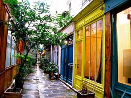 Passage de l'Ancre (223 rue Saint-Martin - 30 rue Turbigo 75003)