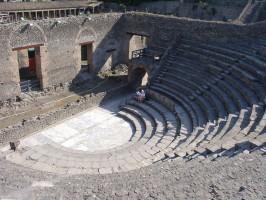 Amphitheater, Pompeii