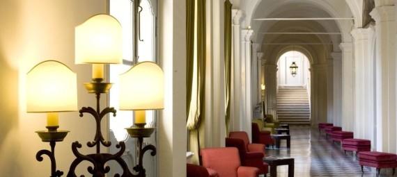 Interior of the Donna Camilla Savelli. Photo courtesy of Donna Camilla Savelli.