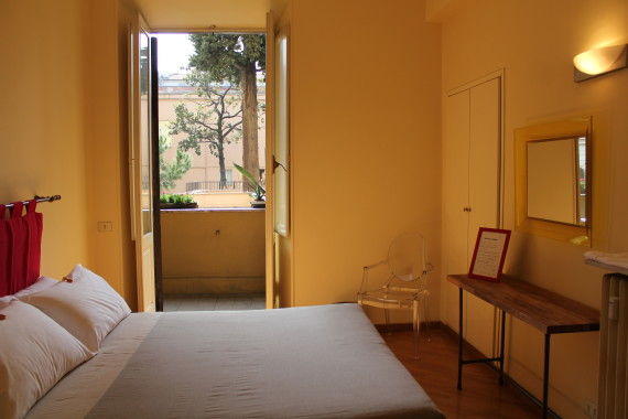 Double room at The Sweets, courtesy the Beehive