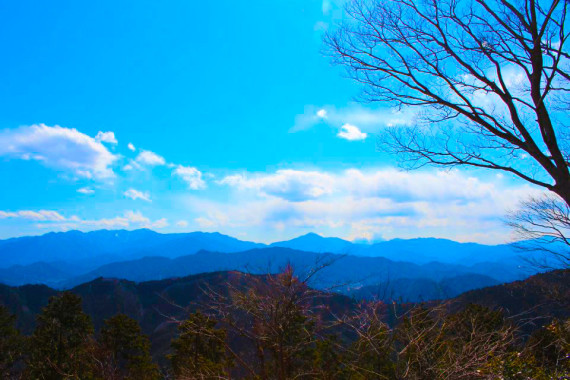 Mount Takao — Day Trips from Tokyo