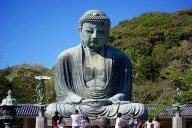 The Great Buddha of Kamakura © Yoshikazu Takada