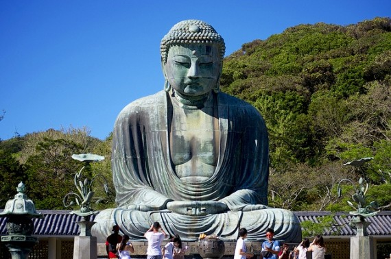 The Great Buddha of Kamakura — Day Trips from Tokyo