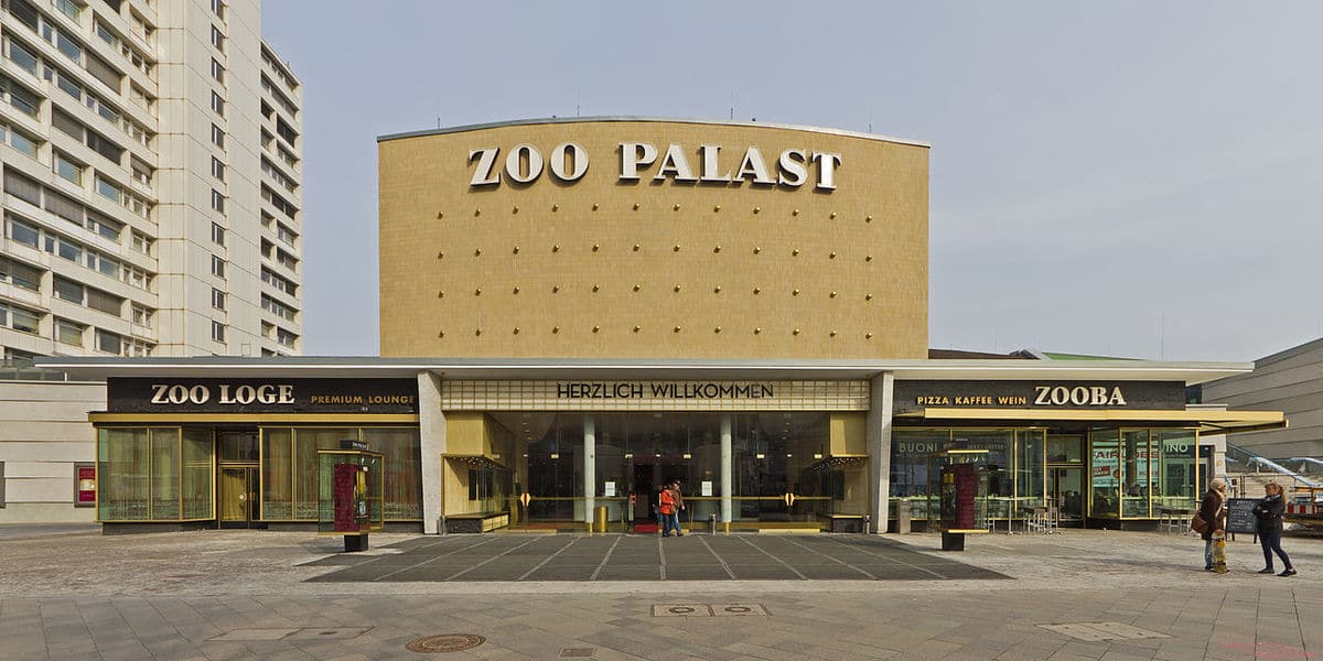 Kino Berlin Zoo