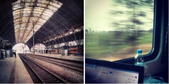 train travel travelling facts