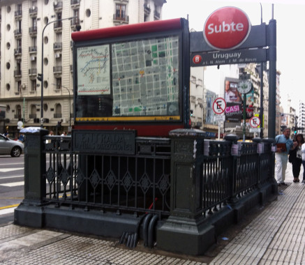 Buenos Aires Subway