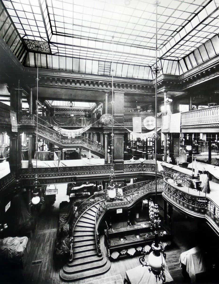 History Of Parisian Department Stores Context Travel Blog