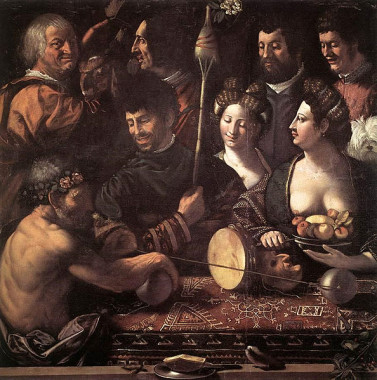 Dosso Dossi, Witchcraft
