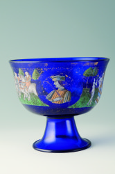 The Barovier Cup, Courtesy of the Glass Museum of Murano