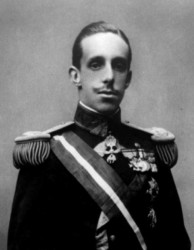 King Alfonso XIII as a young man, courtesy of Wikimedia Commons.