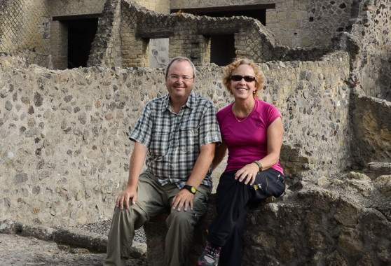 <h2>Kristin Henning and Tom Bartel - Travel Past 50</h2>