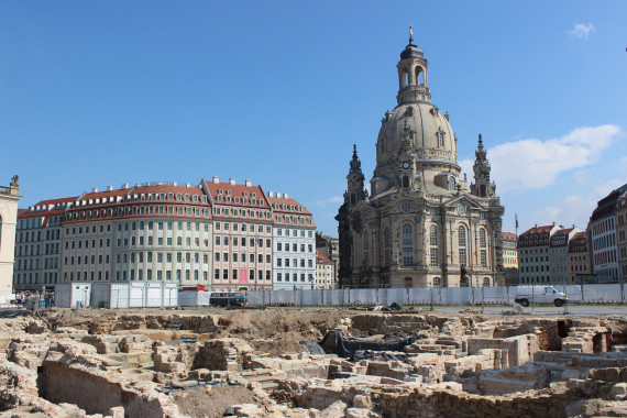 The Frauenkirche in context