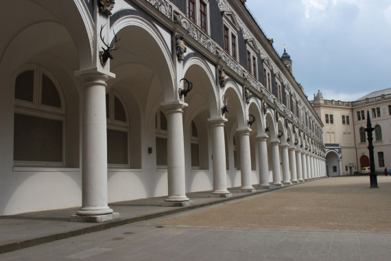 Stallhof (Stable Courtyard)