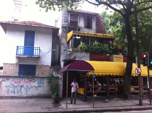 Bossa Nova in Rio: Vinícius Bar