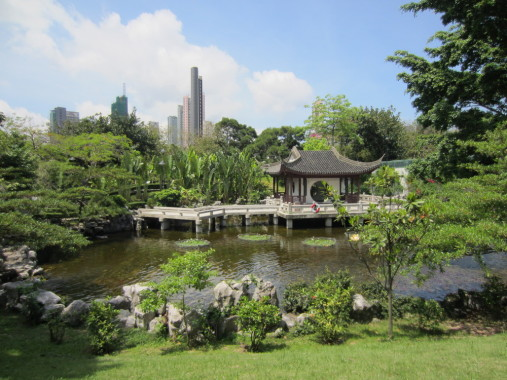 Kowloon Walled City Park Photo Credit: Chinatimez.wordpress