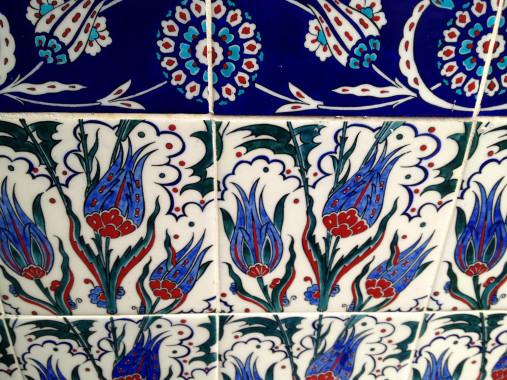 Istanbul Subway Tiles