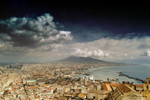 Bay of Naples, photo by  Luigi Scuderi for Context Travel