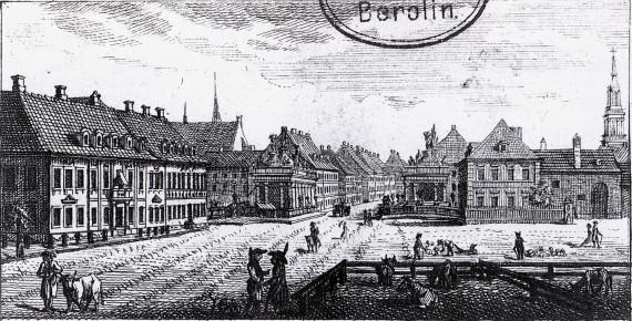 Alexanderplatz, 1796