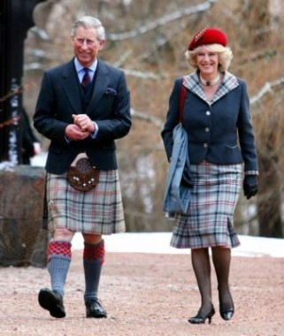 prince _charles_and_lady_camellia_in_tartan