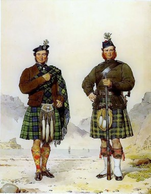 clan_dress_in_the_1800s