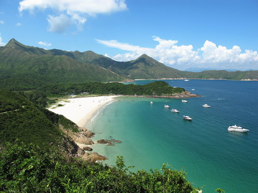 Tai Long Wan Beach, among day trips from Hong Kong