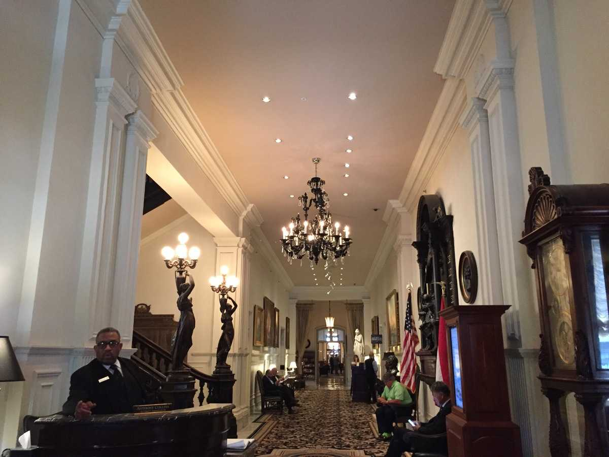 Philadelphia Union League interior