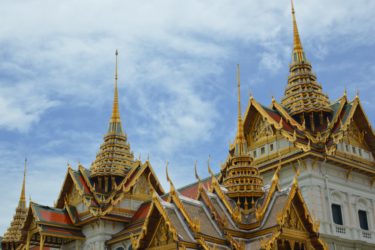 Bangkok's Grand Palace will be a major pilgrimage site after the Thailand king's death