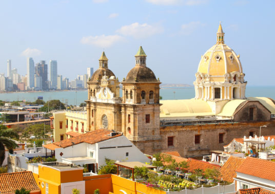 Cartagena cruise