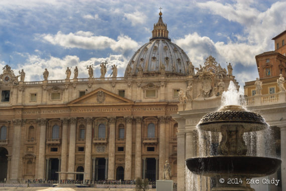How to Visit the Vatican - St. Peter's Basilica