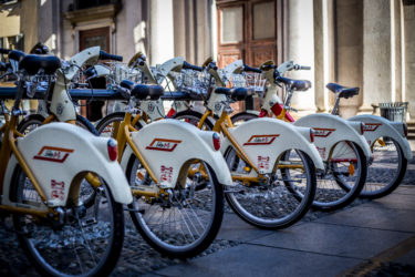 BikeMi, bike sharing in Milan