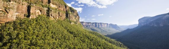 The Blue Mountains, credit Visit NSW