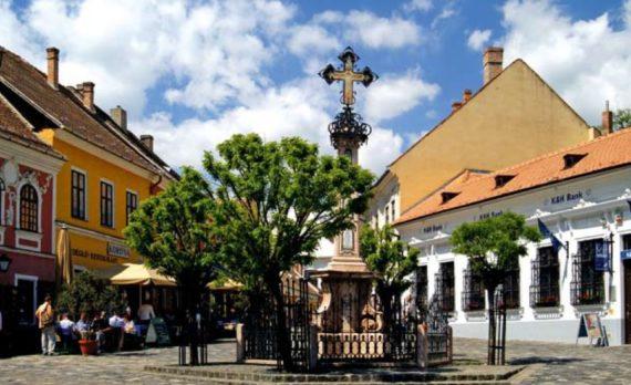 Best day trips from Budapest #1: Szentendre