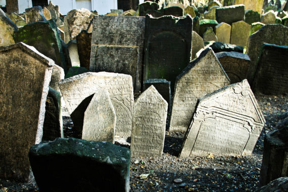 How to Visit Prague's Jewish Museum: Old Jewish Cemetery
