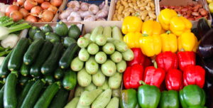 Organic market on Giudecca island - one of our recommended Things to Do in Venice