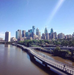 Running while Traveling in Philadelphia