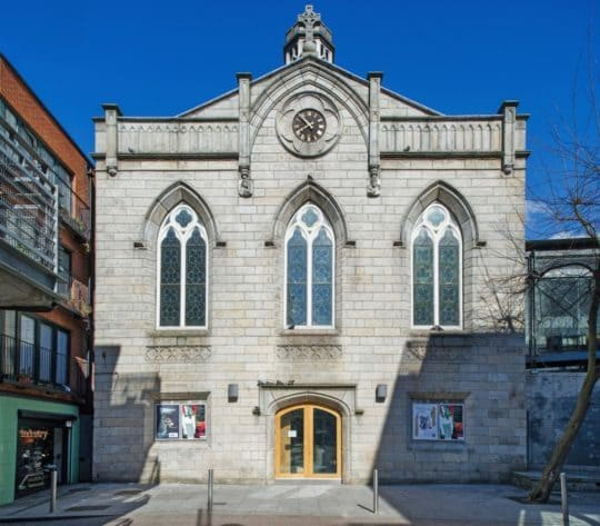 Church theater is among things to do in Dublin