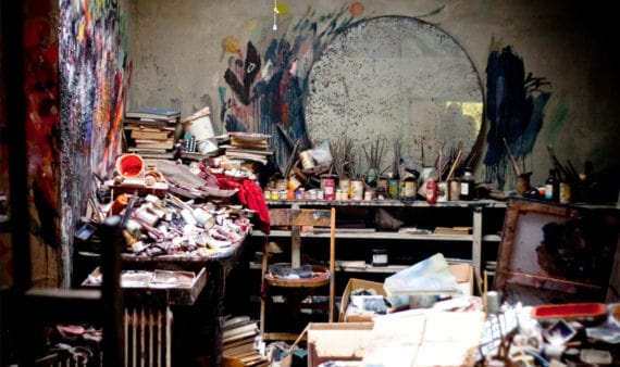 Francis Bacon's Studio, among things to do in Dublin when it rains
