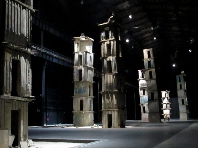 The Seven Heavenly Palaces at Hangar Bicocca is on our list of things to do in Milan
