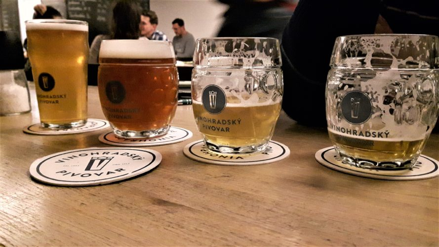 Visiting Prague breweries