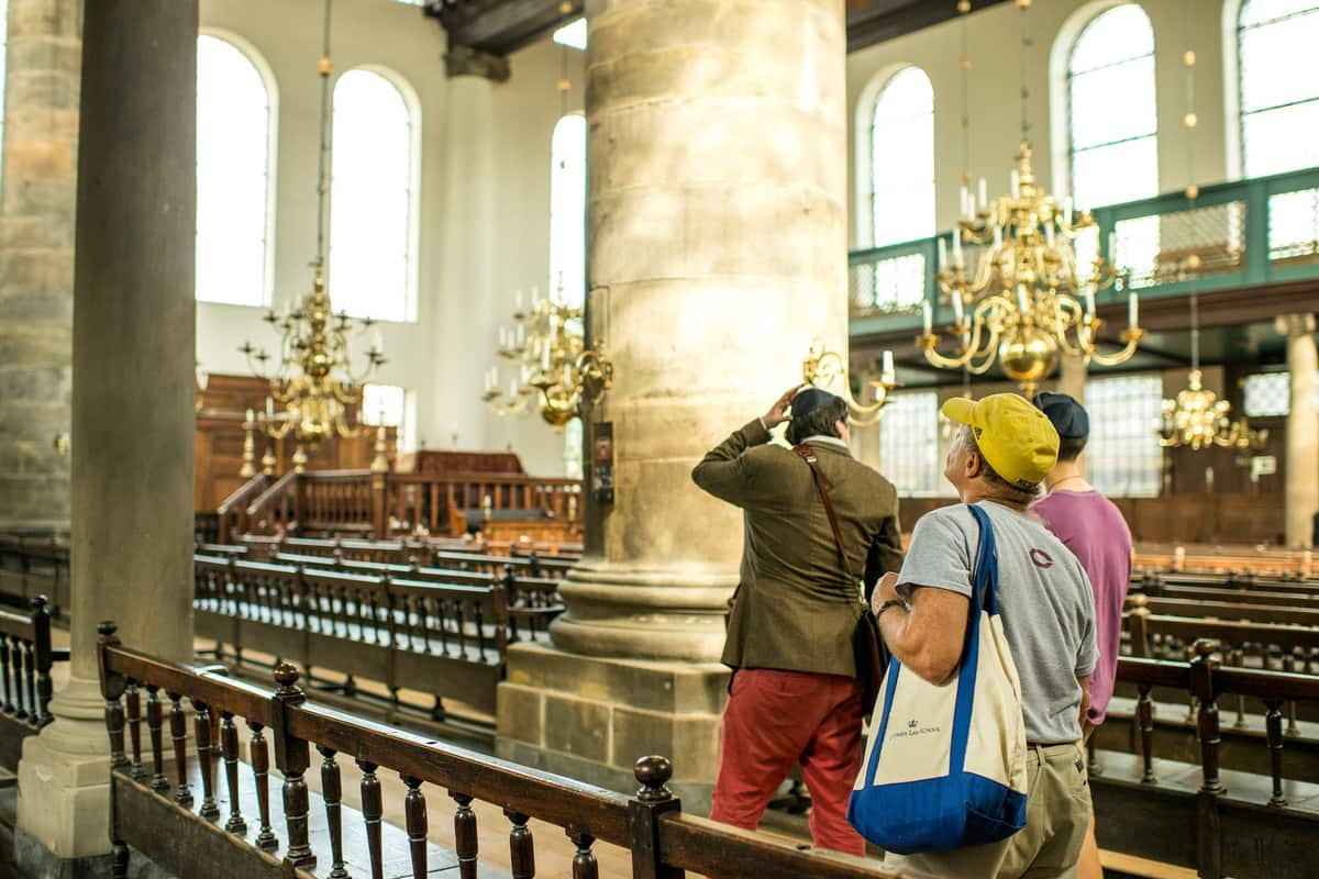 Things to Do in Amsterdam #3: the Portuguese Synagogue